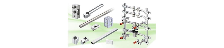 型材系列・立体框架SUS