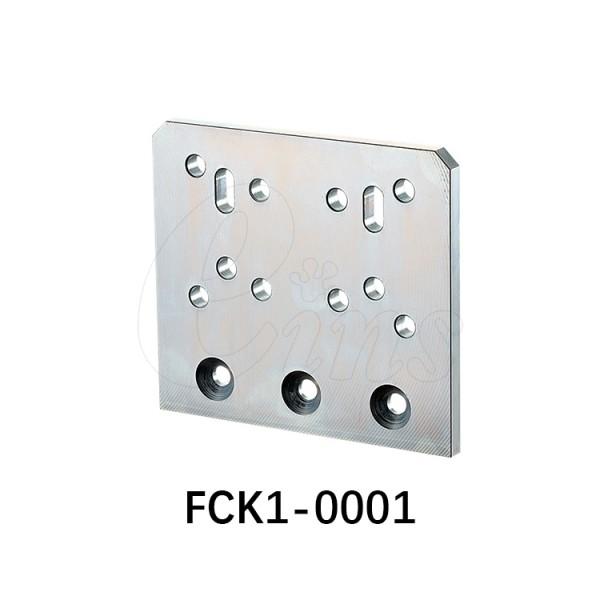 标准夹具安装板