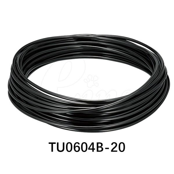 聚胺脂管.黑色(20米/卷)