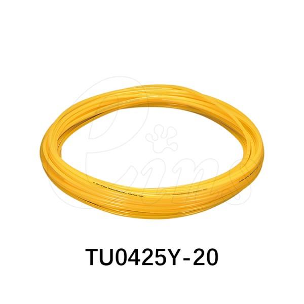 聚胺脂管(黄色,20米/卷)