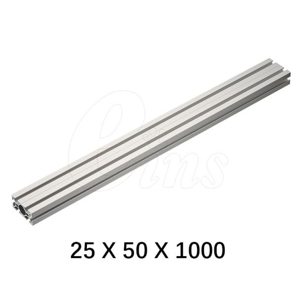 框架-铝型材PROFILE 25*50*1000